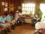 Group of Microfinance borrowers in Costa Rica